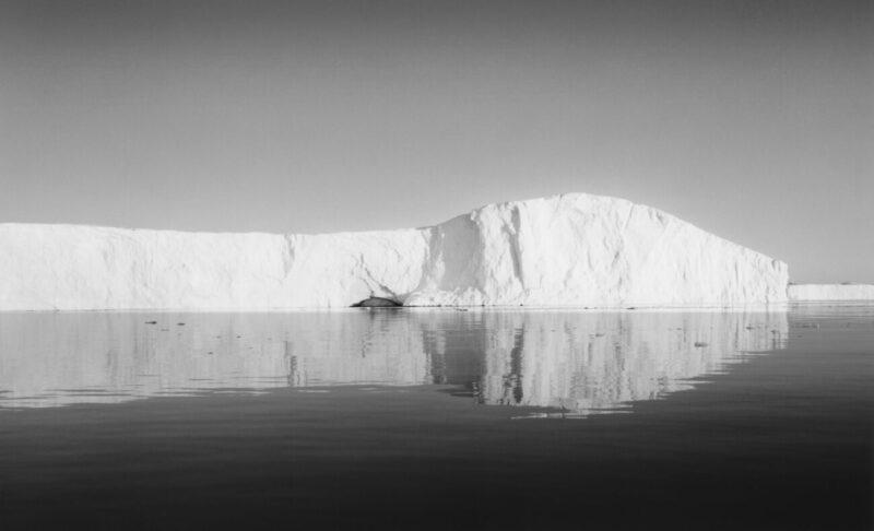 Primitive Elements_Francesco Bosso_exhibition_Museo Pignatelli_Naples_black and white photography_lanscape photographer_Diamond #10, 2015 Greenland