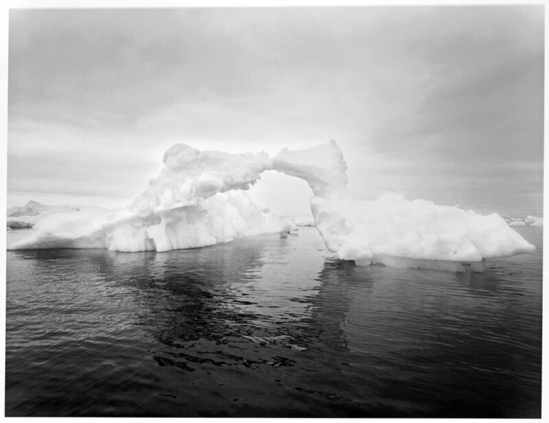 Primitive Elements_Francesco Bosso_exhibition_Museo Pignatelli_Naples_black and white photography_lanscape photographer_Diamond #4, 2015 Greenland