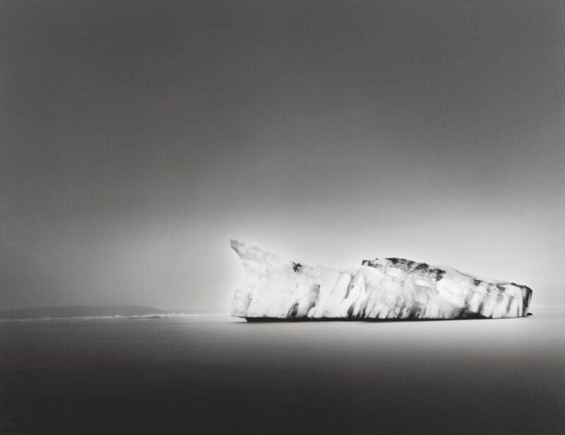 Primitive Elements_Francesco Bosso_exhibition_Museo Pignatelli_Naples_black and white photography_lanscape photographer_Ice Island, 2012 Iceland