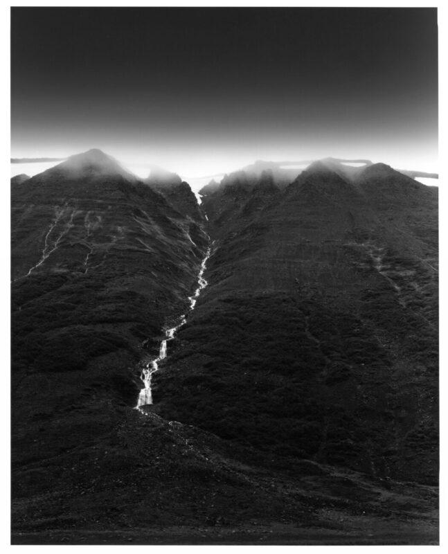Primitive Elements_Francesco Bosso_exhibition_Museo Pignatelli_Naples_black and white photography_lanscape photographer_Permafrost, 2013 Iceland