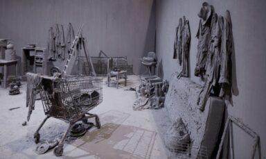 Short-circuits_Chen Zhen_HangarBicocca_Milano_exhibition