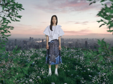 Bloom In A Grey World_Timo Helgert_visutal artist_REDValentino Spring 2021 campaign_nature_urban lanscapes_interview