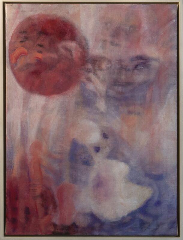 Exercise of Thinking_Ettinger, Bracha. Eros—Pieta, n.1, 2015-2020. Courtesy of the artist