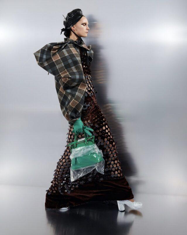 Recicla_Maison Margiela_John Galliano_FW2020_vintage pieces_sustainability_recycling_upcycling