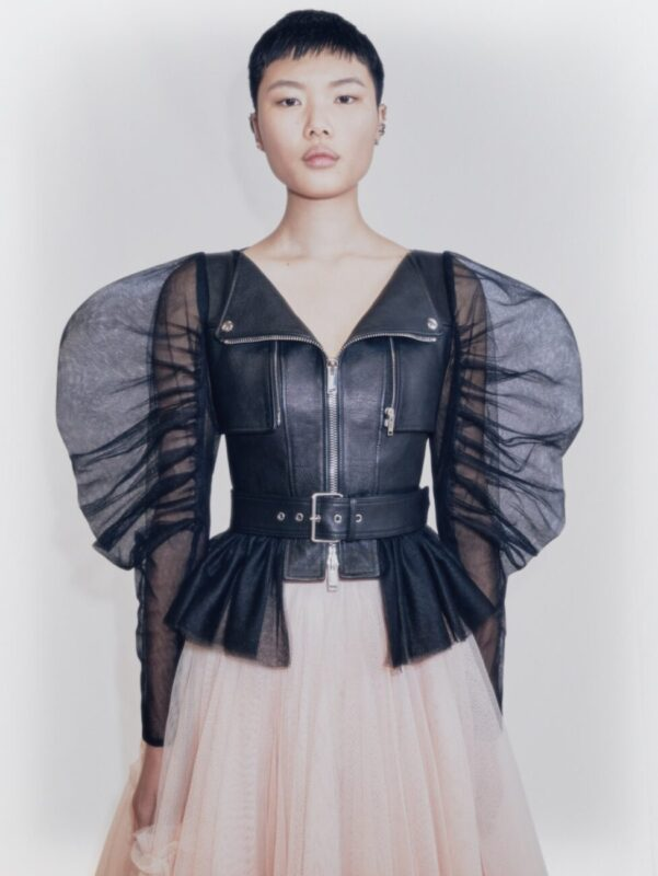 Angels and Knights, 2021_Alexander McQueen SS2021_womenswear_menswear_contemporary novel