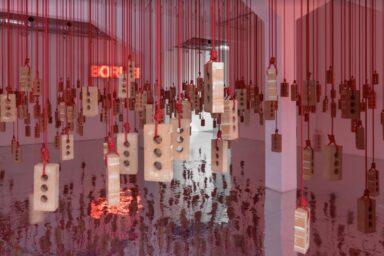 Decoration and Crime_Kendell Geers_M77 gallery Milan_exhibition_South African artist_activist_alkimist_animist_musician_designer