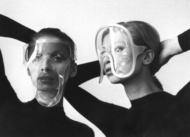 Fashion Future_DRY Vol. 14_Letter to Pierre Cardin_Chiara Guidi_Vinyl eyewear, 1970