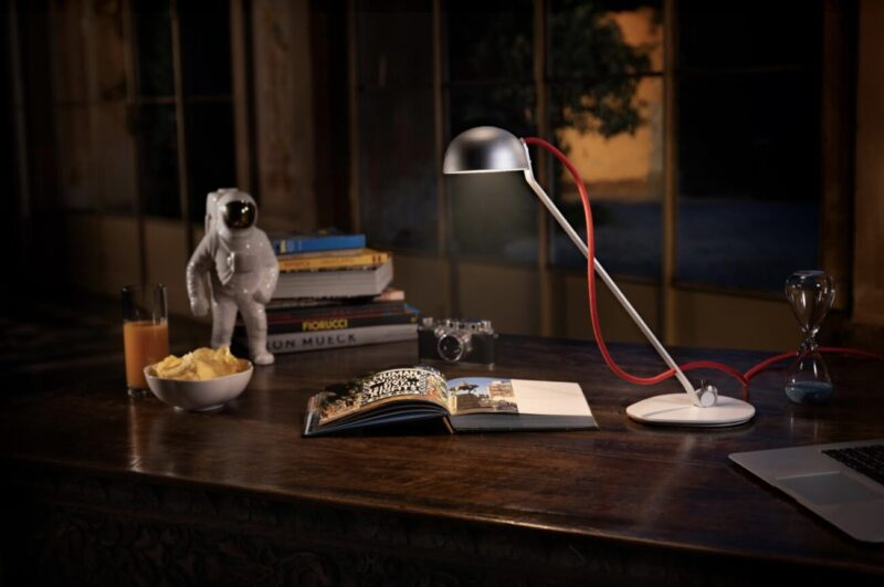 Letter to Santa_DRY Christmas gifts' list 2020_LadLed Lamp_Viaggiator Goloso and Oceano Oltremare_aluminium and steel