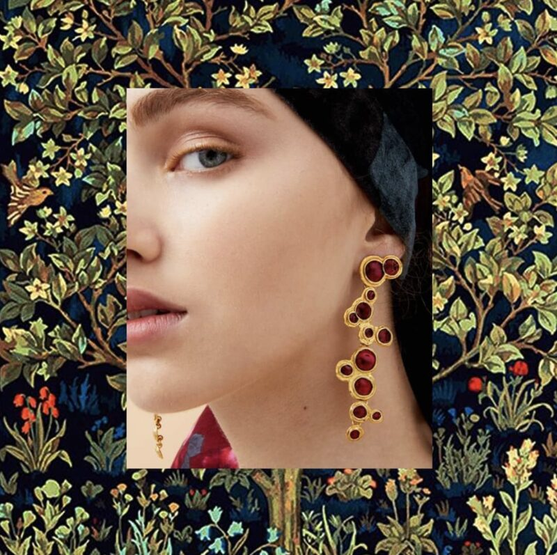 Letter to Santa_DRY Christmas gifts' list 2020_Madina Visconti_Bubble earrings