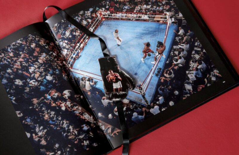 Letter to Santa_DRY Christmas gifts' list 2020_Taschen '60 Years of Fights and Fighters' by Neil Leifer