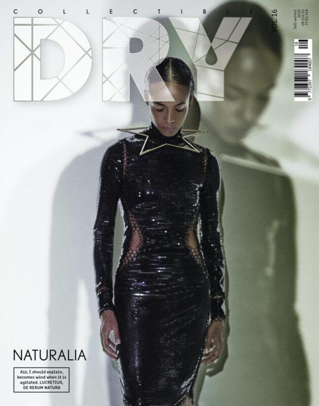 CollectibleDRY Vol. 16_NATURALIA_cover starring Serena Sy