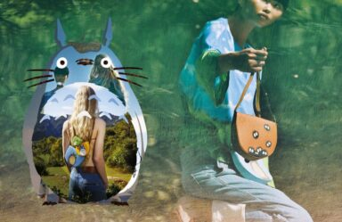 Enter Fantasy and Catch Reality_Loewe x My Neighbor Totoro_Jonathan Anderson_Studio Ghibli_nature_cult anime_capsule collection_2021