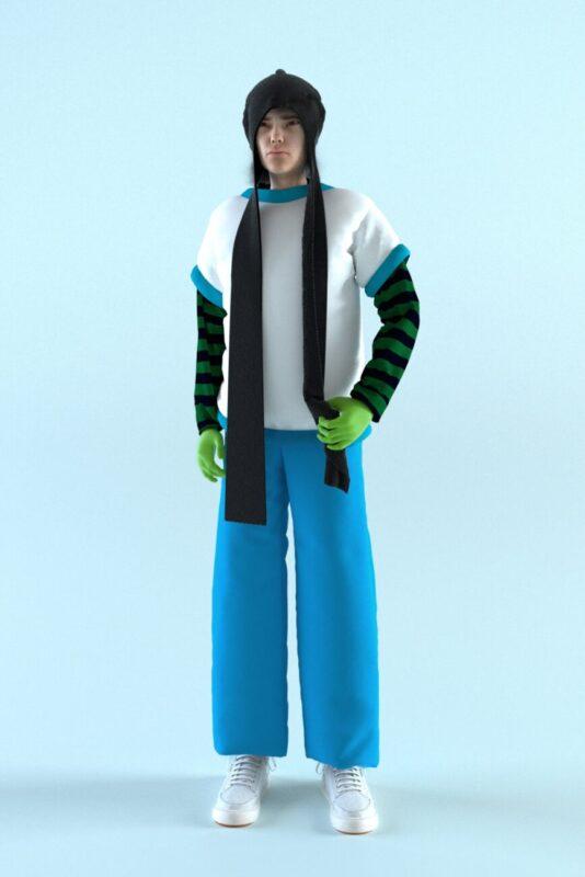 MFW 2021_A new formula for the future of Fashion_FW2021_menswear_Sunnei