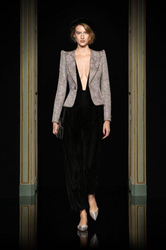 Paris Haute Couture by Italians_PARIS HAUTE COUTURE WEEK SS2021_ARMANI