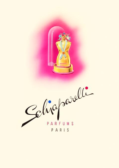 Roseberry, a massimalist for Schiaparelli- Parfum Shocking de Schiaparelli