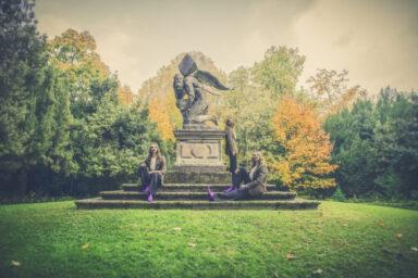 Riccardo Morandini Eden new EP Images - Valsanzibio Garden of Villa Barbarigo