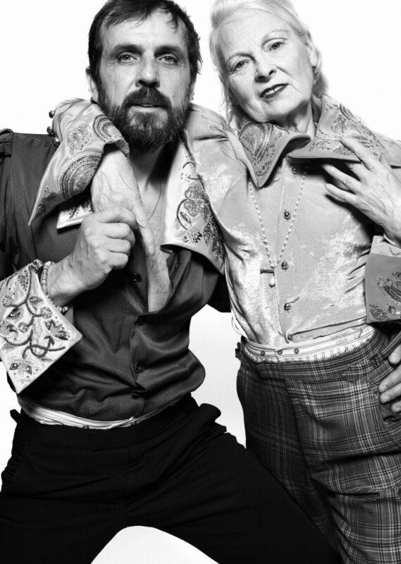 Westwood and Kronthaler shot by Meinke Klein