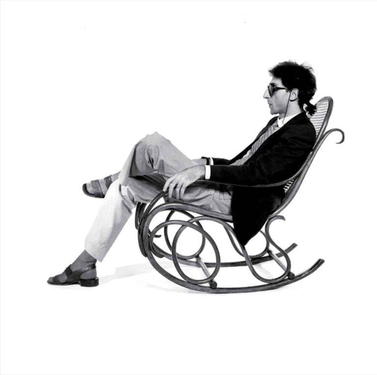 Franco Battiato, La voce del padrone Franco Battiato, 1981cover album