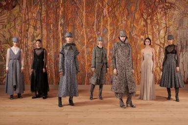 Dior Haute Couture Autumn-Winter 2021-2022 Show